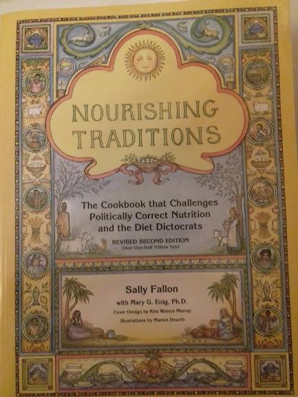 Sally fallon nourishing traditions amazon deutschland