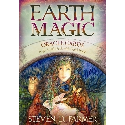 Farmer, Steven D. - Earth Magic Oracle Cards