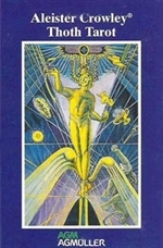 Crowley, Aleister - Thoth tarotkort, large