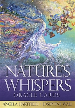 Hartfield, Angela: Natures Whispers Oracle Cards